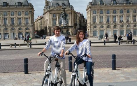 Bordeaux e-bike
